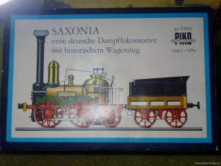 H0 PIKO - SET SAXONIA - TOP STAV