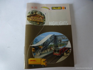 H0 Mini katalog Faller - Highlights