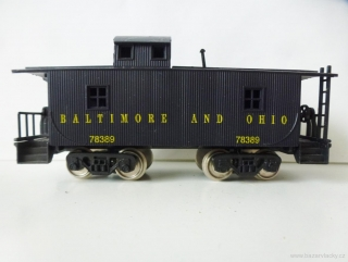 H0 MEHANO Vůz BALTIMORE AND OHIO